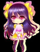 My Little Star- Chibi Lily~ by sabijammin