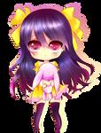 My Little Star- Chibi Lily~
