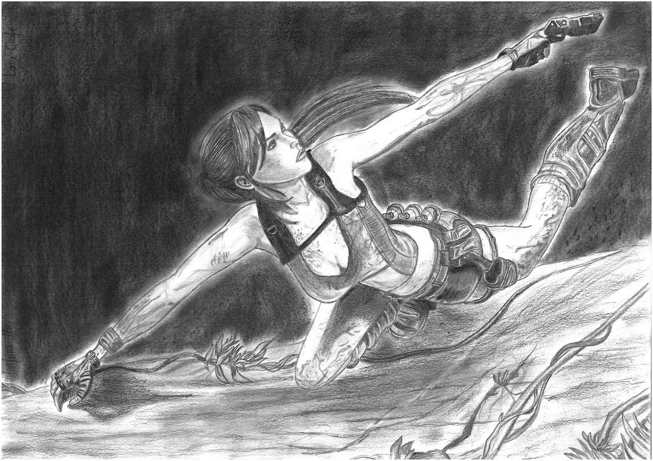 Lara Croft by AsiMakri