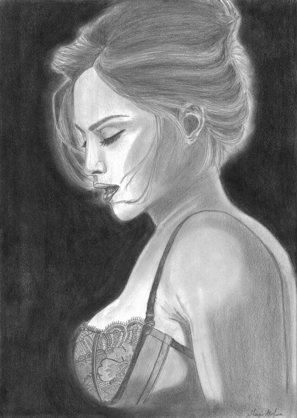 Madonna!! by AsiMakri