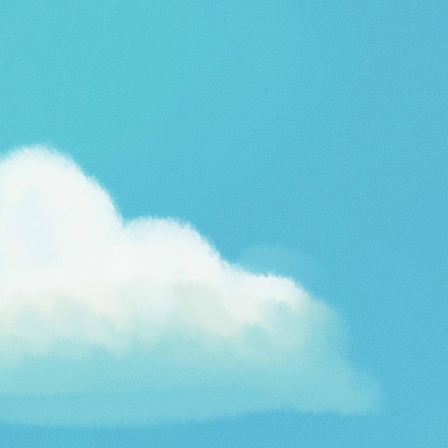 Cloud Study by Jack-Batman