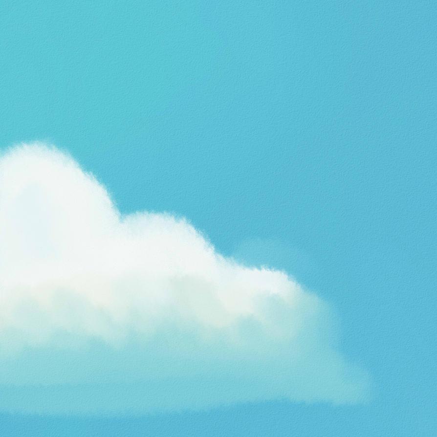 Cloud Study by Jack-Batman