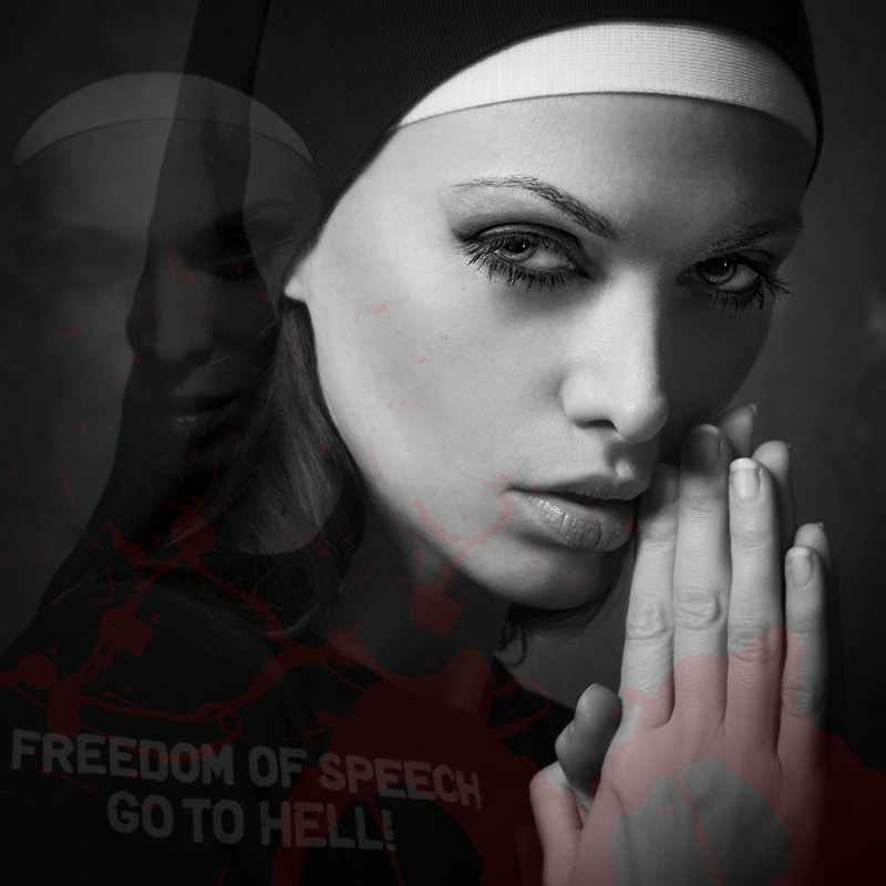 like a prayer by hellwoman