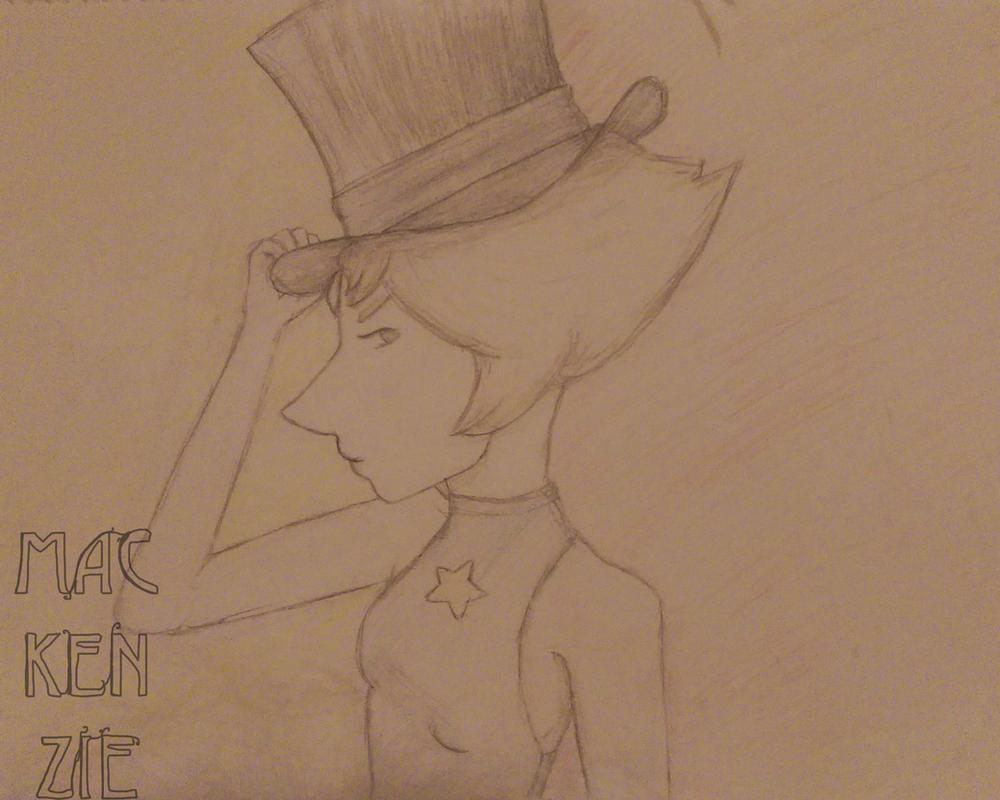 She Kept the Hat by Procastinator2000