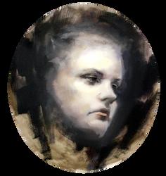 Ghostly Sketch by alifann