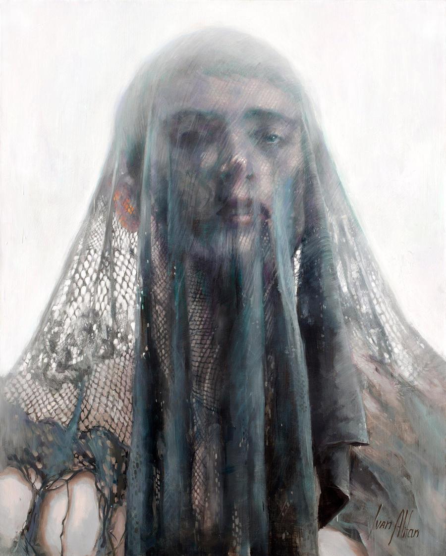 The Veil by alifann