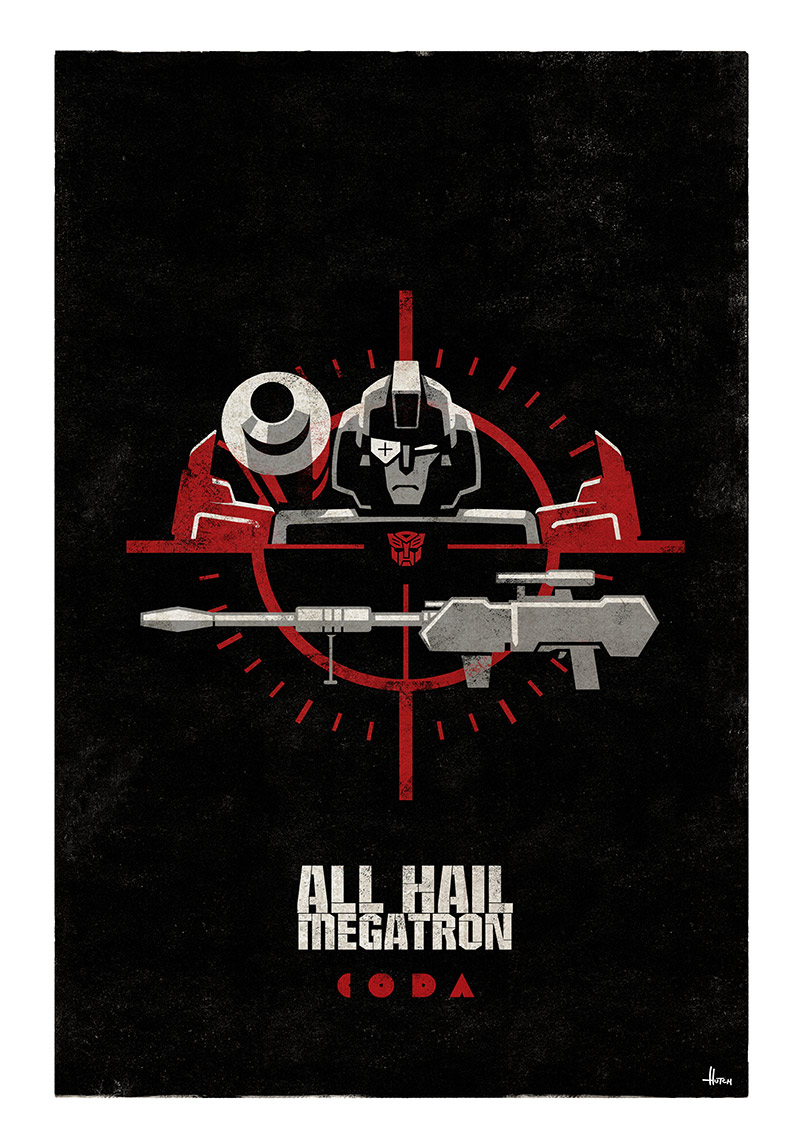 All Hail Megatron cover 15