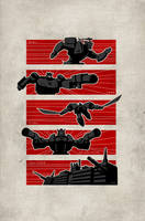 All Hail Megatron TPB Vol 3 by trevhutch