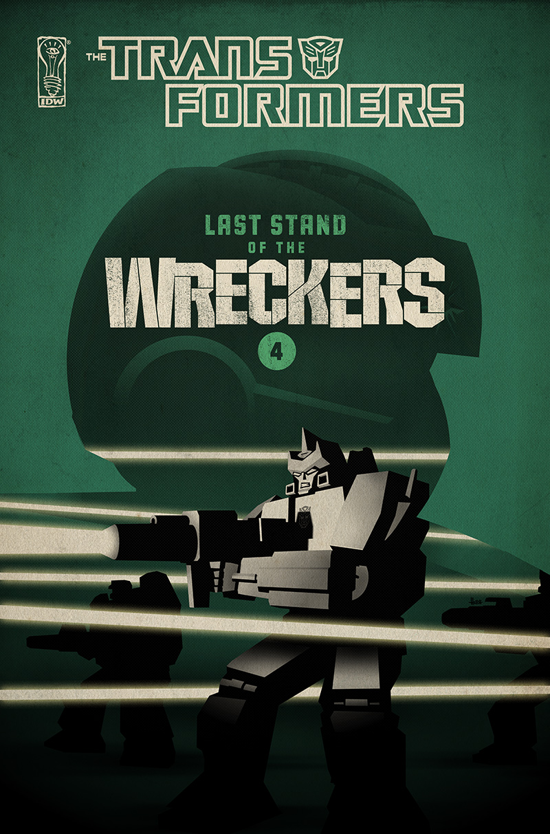 Last Stand of the Wreckers 4