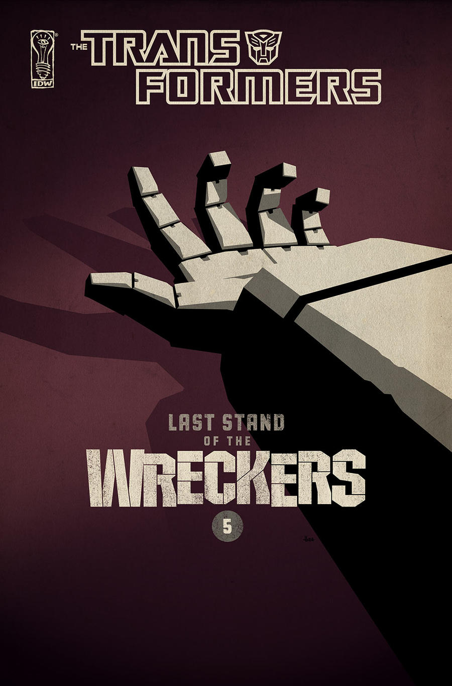 Last Stand of the Wreckers 5