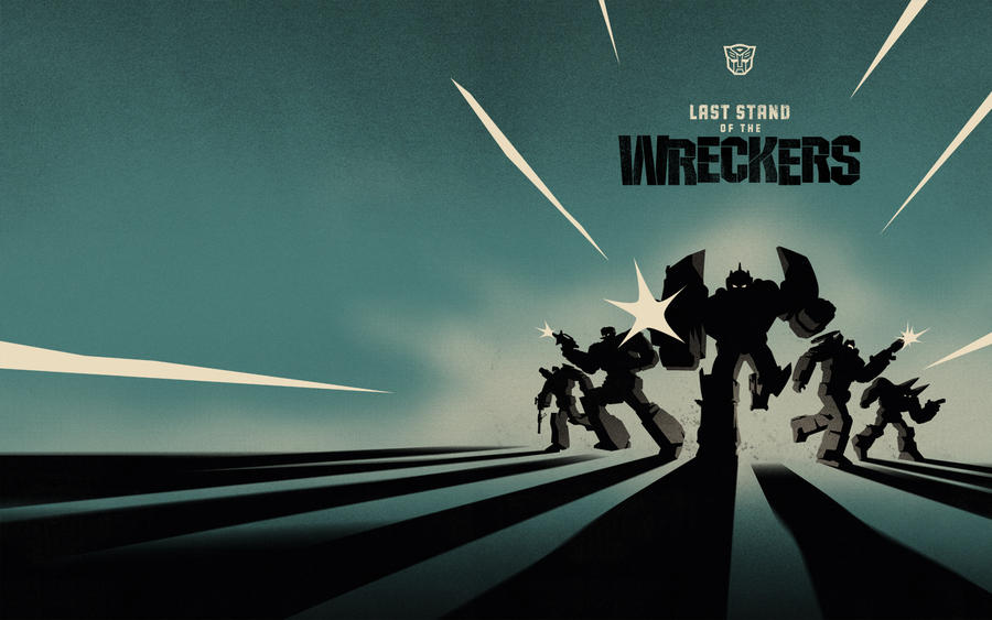 Transformers: Wreckers Hardcover