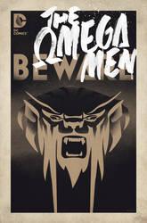 The Omega Men #1 cover by trevhutch