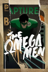Omega Men #6 Cover