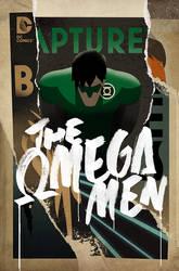 Omega Men #6 Cover by trevhutch
