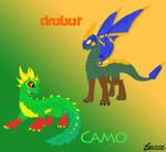 Skylanders Dragon Designs 2
