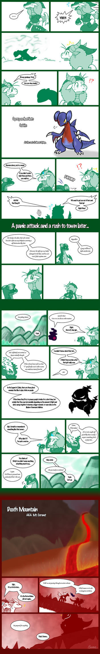 Legend of Nuzlocke 25 by Snowbound-Becca