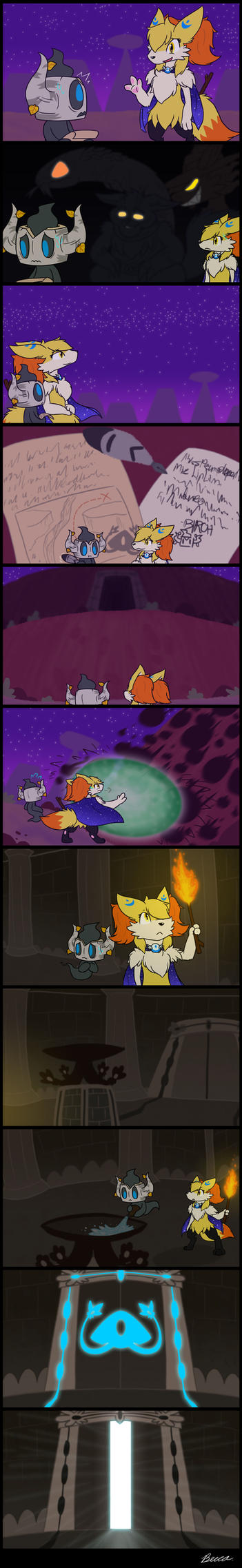 ToT - Hopes On Fire - Page 1/2 by Snowbound-Becca