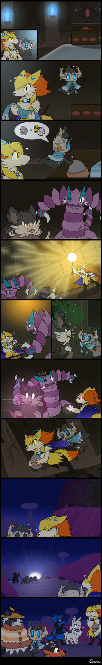 ToT - Hopes On Fire Page 2 by Snowbound-Becca