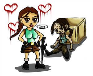 Lara vs... Lara?