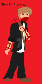 Brady Leone (MCD OC FOR A FRIEND)
