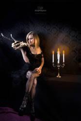 Lady Shadow ~ Devil is mine by FreyaLunacy