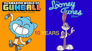 10 Years Of 2 Cartoon Network Shows