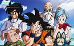Dragon Ball - (1986 - 2021)