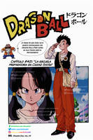 Dragon Ball #421 Cover (Full Color)