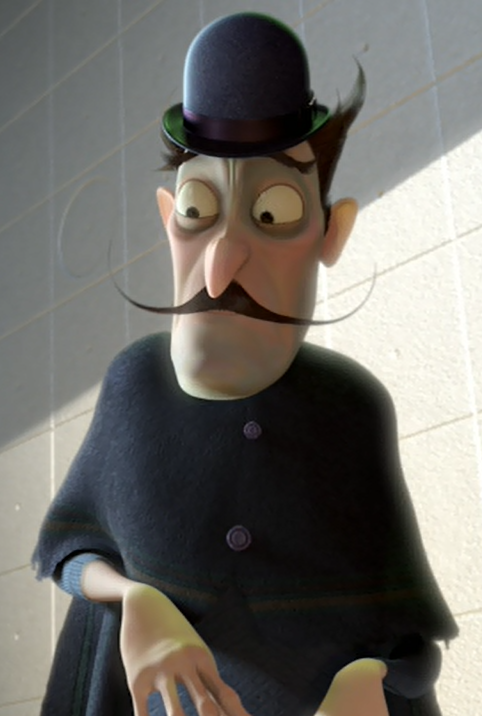 voice of goob in meet the robinsons