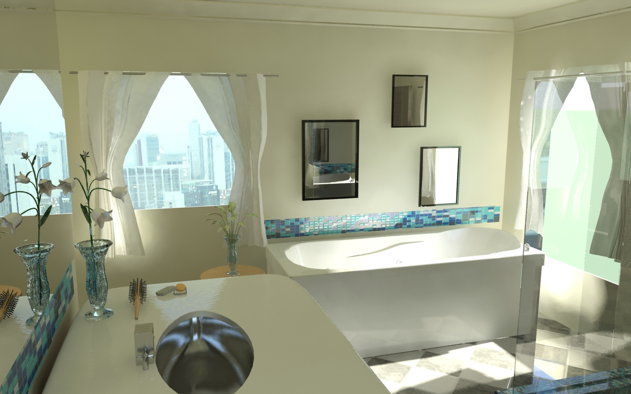 bright bathroom by cocolicous on deviantart bright bathroom by cocolicous bright bathroom by cocolicous