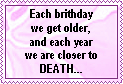 B-Day's by GoddessCureMystic