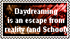 Daydreaming by GoddessCureMystic