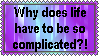 Complicated Lives by GoddessCureMystic