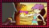 Kimiko Tohomiko Stamp 19 by GoddessCureMystic