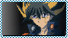 Yusei Stamp 2 by GoddessCureMystic