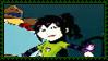 Kimiko Tohomiko Stamp 517 by GoddessCureMystic