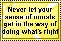 Morality Bites by GoddessCureMystic