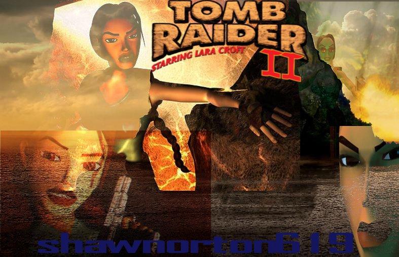 My Tomb Raider 2 Wallpaper by shawnorton619Tomb Raider 2 Wallpaper