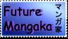 Mangaka Stamp by GsLucky