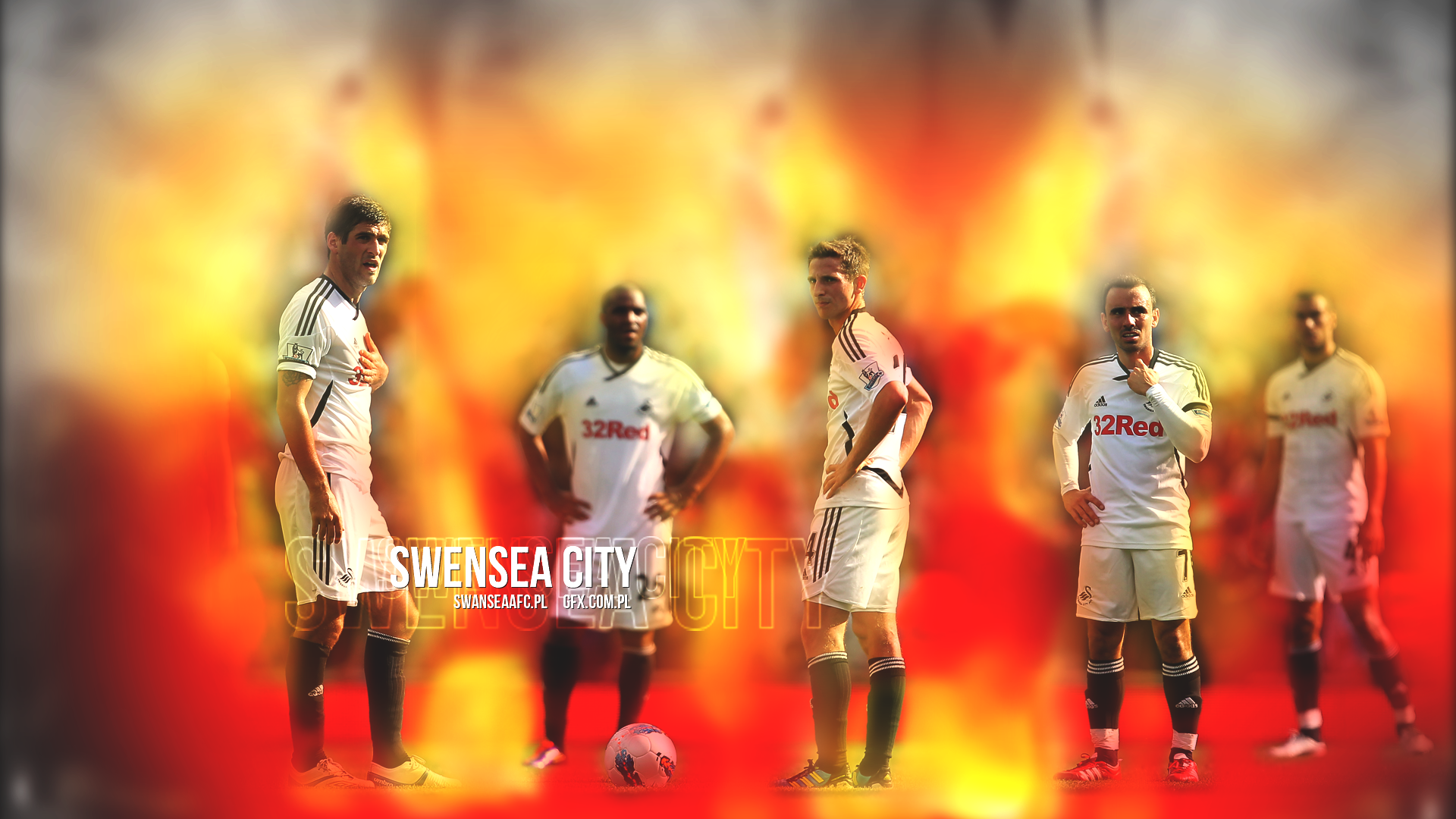 Swansea City Wallpaper #1 By PodolsQai On DeviantArt