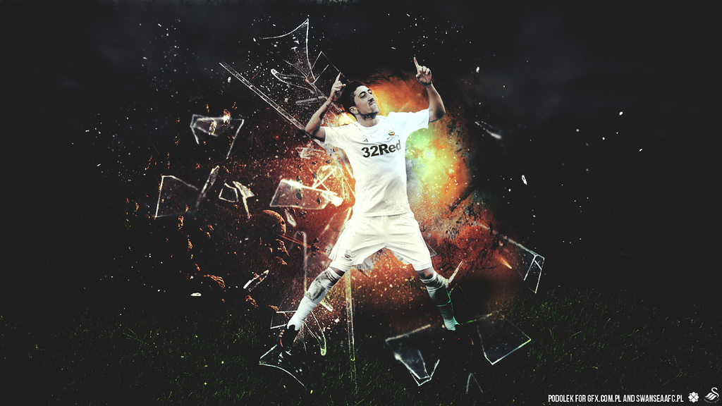 Swansea City Wallpaper #4 By PodolsQai On DeviantArt