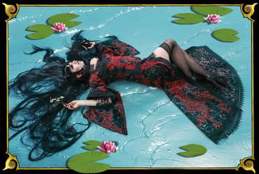 Water Lilies by ferasha