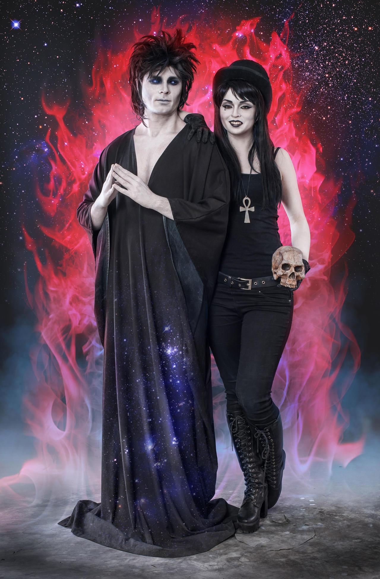 Cosmic Fires by ferasha