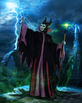 I am the Mistress of All Evil