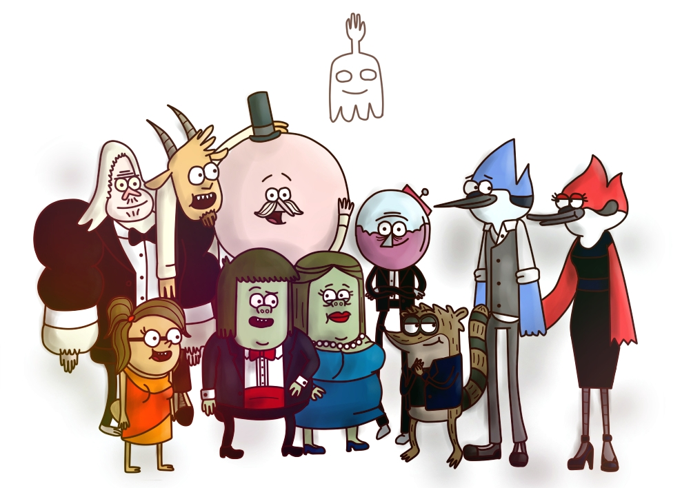 Regular Show All Characters