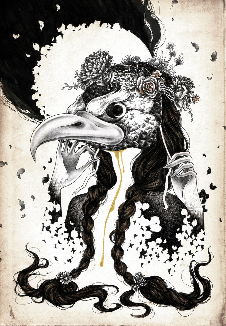 Maschera by UschuLLa