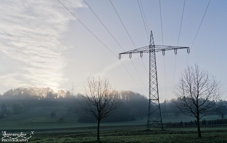 Tree of power by Seeraeuber