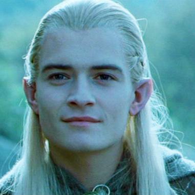 LOTR/TH: Legolas x Half-Elf!Reader: Sleep by maddymew on DeviantArt