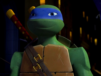 TMNT: Leo x Teen!Reader: Better with Swords by maddymew on