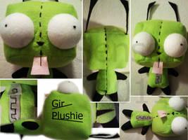 Gir plushie by Noleetida